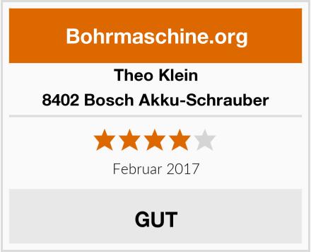 Theo Klein 8402 Bosch Akku-Schrauber Test