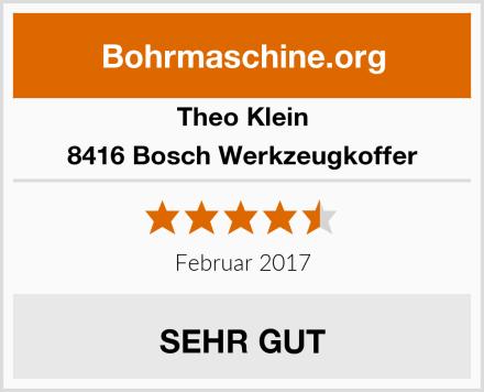 Theo Klein 8416 Bosch Werkzeugkoffer Test