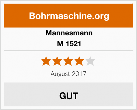 Mannesmann M 1521 Test