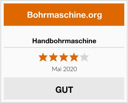 No Name Handbohrmaschine Test