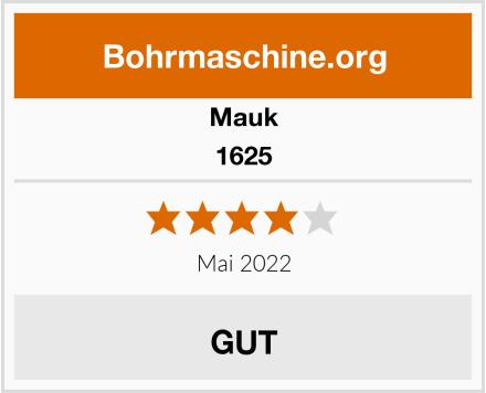 Mauk 1625  Test