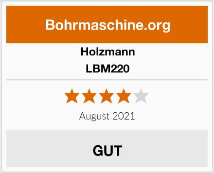 Holzmann LBM220 Test