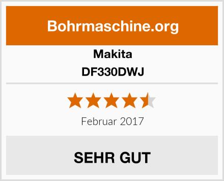 Makita DF330DWJ Test