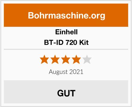 Einhell BT-ID 720 Kit Test