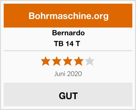 Bernardo TB 14 T  Test