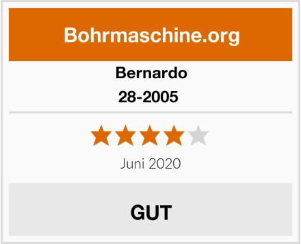 Bernardo 28-2005  Test
