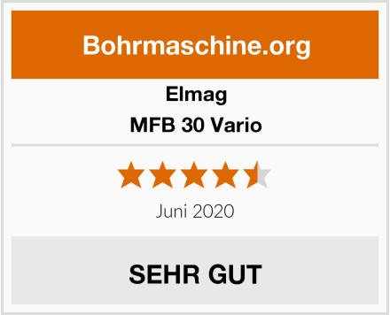 Elmag MFB 30 Vario Test