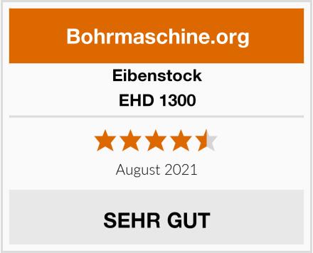 Eibenstock EHD 1300 Test