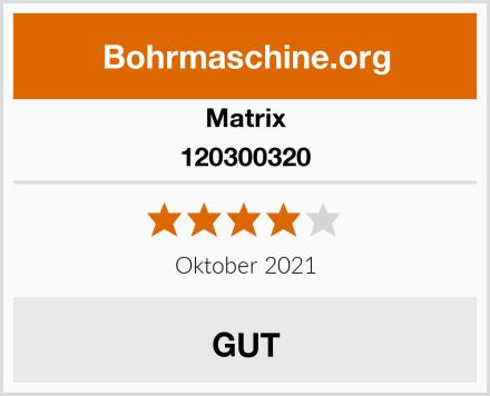 Matrix 120300320 Test