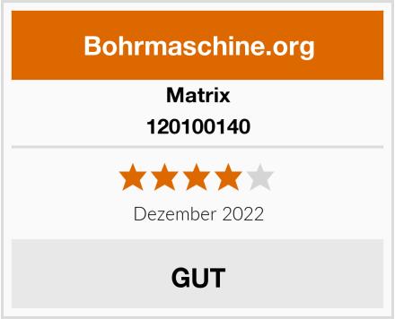 Matrix 120100140 Test