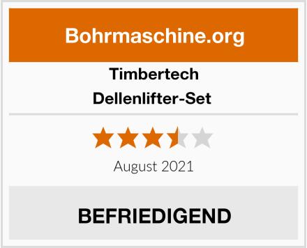 Timbertech Dellenlifter-Set  Test