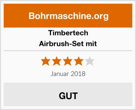 Timbertech Airbrush-Set mit Test