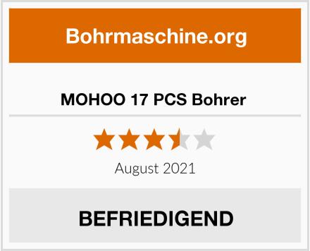 No Name MOHOO 17 PCS Bohrer  Test