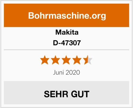Makita D-47307 Test