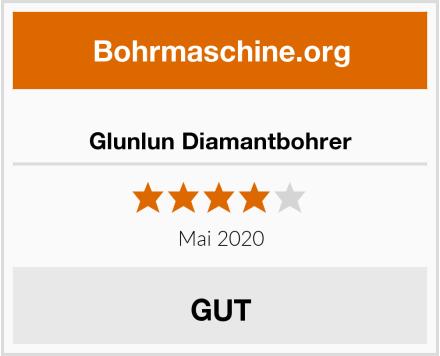 No Name Glunlun Diamantbohrer Test