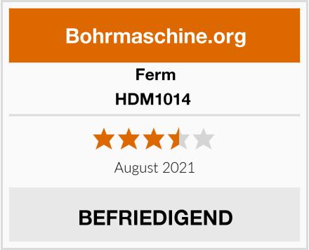 Ferm HDM1014  Test