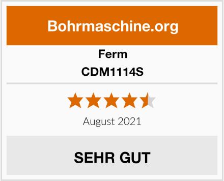 Ferm CDM1114S Test