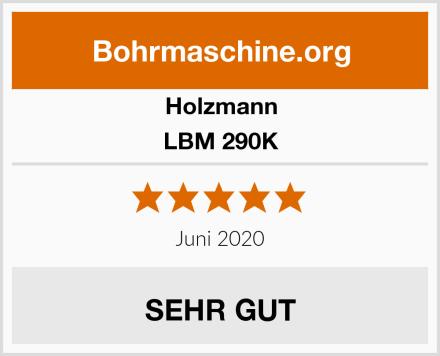 Holzmann LBM 290K Test