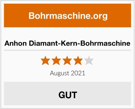 Anhon Diamant-Kern-Bohrmaschine Test