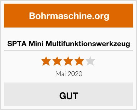 SPTA Mini Multifunktionswerkzeug Test