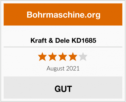 Kraft & Dele KD1685 Test