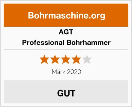 AGT Professional Bohrhammer Test