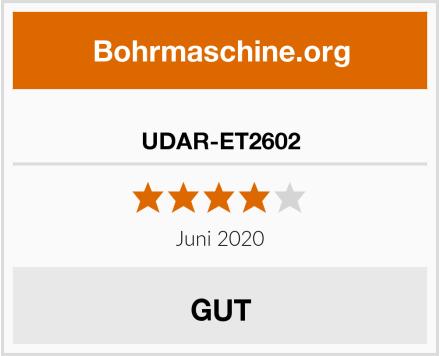 UDAR-ET2602 Test