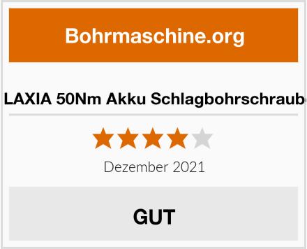 G LAXIA 50Nm Akku Schlagbohrschrauber Test