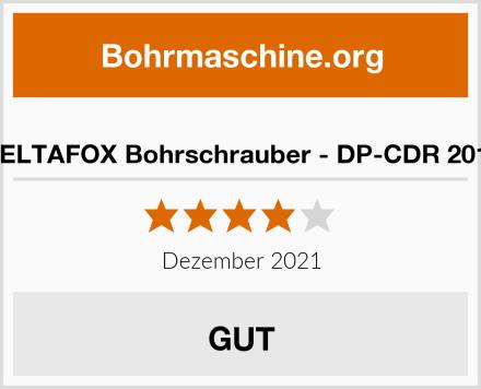 DELTAFOX Bohrschrauber - DP-CDR 2013 Test
