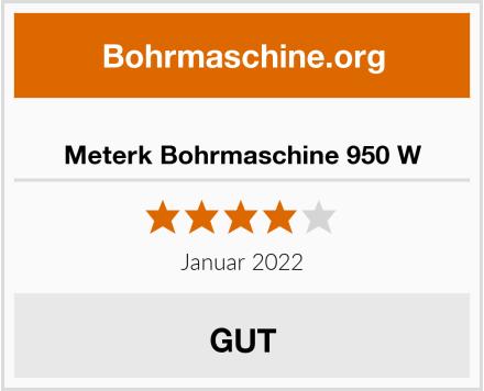 Meterk Bohrmaschine 950 W Test