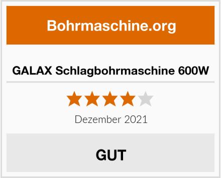 GALAX Schlagbohrmaschine 600W Test