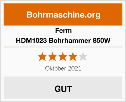 Ferm HDM1023 Bohrhammer 850W Test