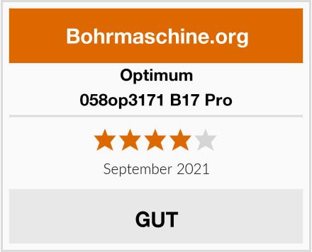 Optimum 058op3171 B17 Pro Test