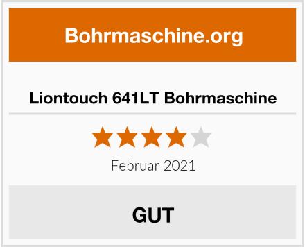 Liontouch 641LT Bohrmaschine Test