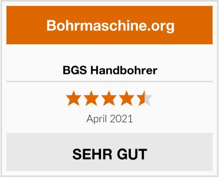 BGS Handbohrer Test