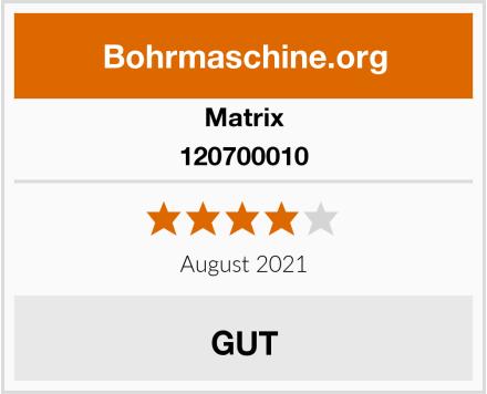 Matrix 120700010 Test