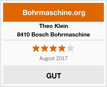 Theo Klein 8410 Bosch Bohrmaschine Test