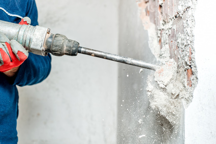 Bohren in beton und stein was ist zu beachten - Kabel durch wand bohren ...