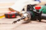 Stromverbrauch von Bohrmaschinen