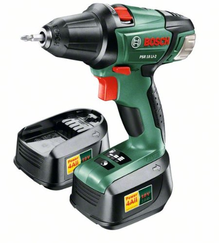 Bosch PSR 18 LI-2 HomeSeries