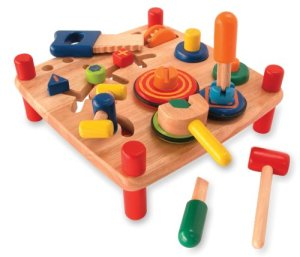 Kinderwerkzeugbänke