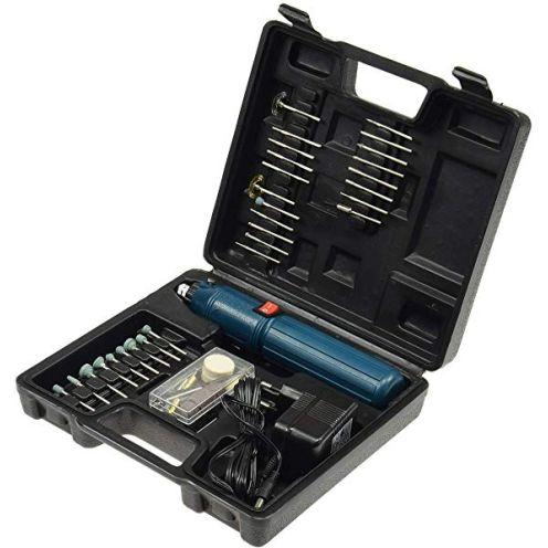 Mini-Bohrmaschinen Set DrillX mit Akku